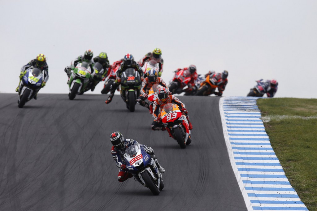MOTO - MOTO GP AUSTRALIA 2013